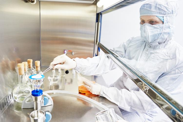 Uczeni zidentyfikowali unikalne motywy strukturalne, które pozwalają na znalezienie nowych miejsc do projektowania nowych leków swoistych dla określonych patogenów. (fot. Shutterstock)