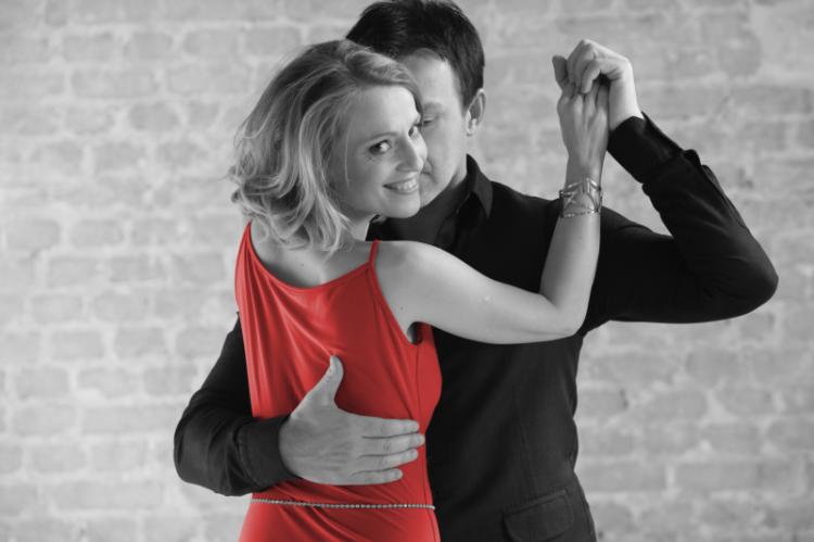 Tango nie jest dla niej tylko tańcem. To jej pasja, sposób na życie i pomaganie innym… (fot. archiwum prywatne)