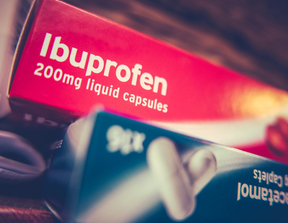 szybkość działania ibuprofenu
