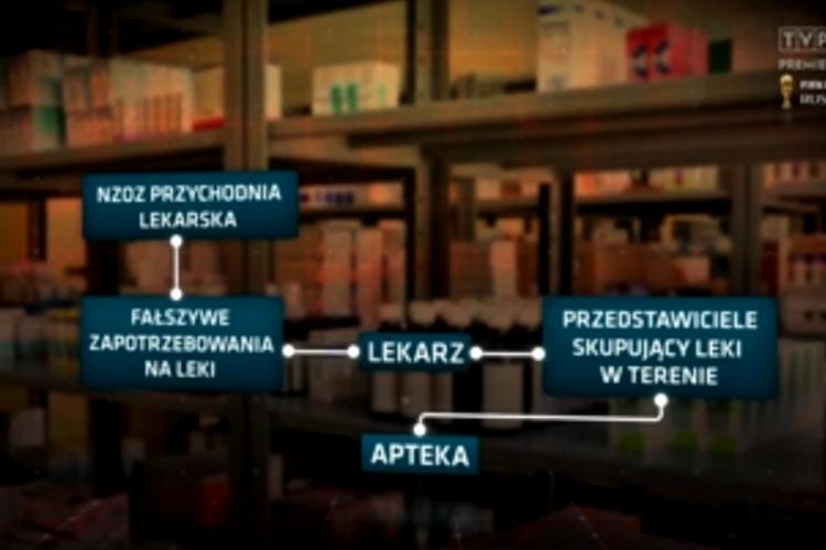 W programie pojawiają się również eksperci, którzy od dawna sygnalizowali problem (fot. TVP1)