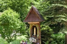 Kapliczka w Cichej Dolinie (fot. Marek Koteluk)