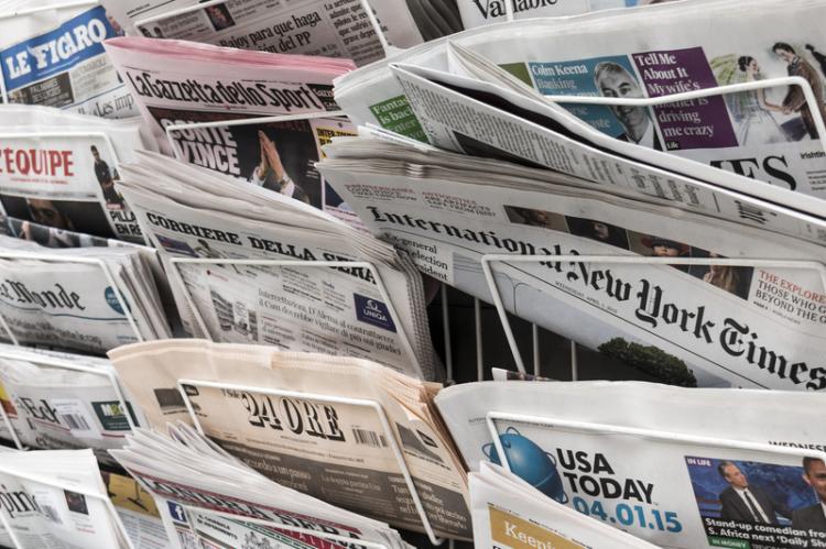 Podmiot, który zajmuje się zawodowo działalnością wydawniczą powinnien mieć na uwadze, że reklama niektórych produktów, czy rodzajów działalności, może być zabroniona lub podlegać ograniczeniom (fot. Shutterstock)