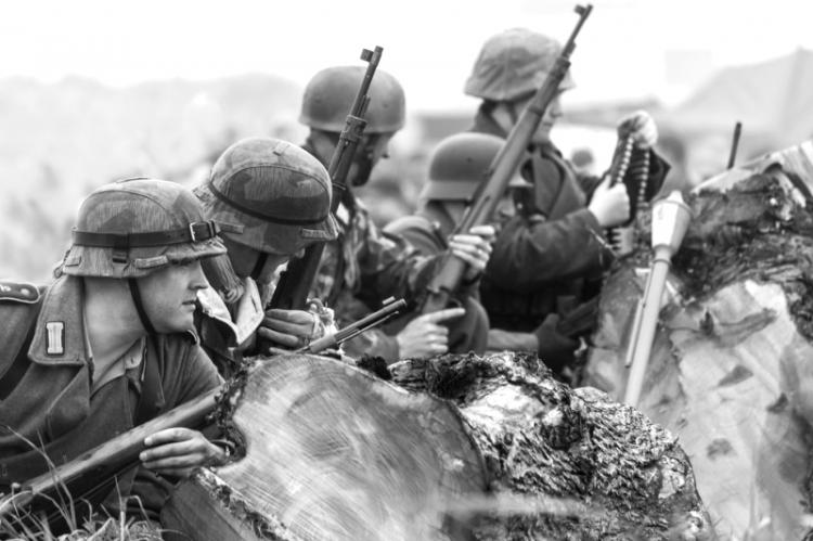 Prawdziwym polem doświadczalnym była dla Niemców agresja na Polskę. (fot. Shutterstock)