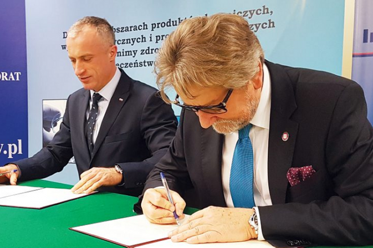 Celem Porozumienia jest wzajemna współpraca dotycząca edukacji zdrowotnej w zakresie bezpieczeństwa stosowania leków, a w szczególności szczepionek (fot. GIS)