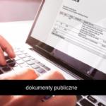 Ustawa o dokumentach publicznych